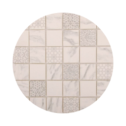 ARCTIC ECO PATCH GLASS MOSAIC